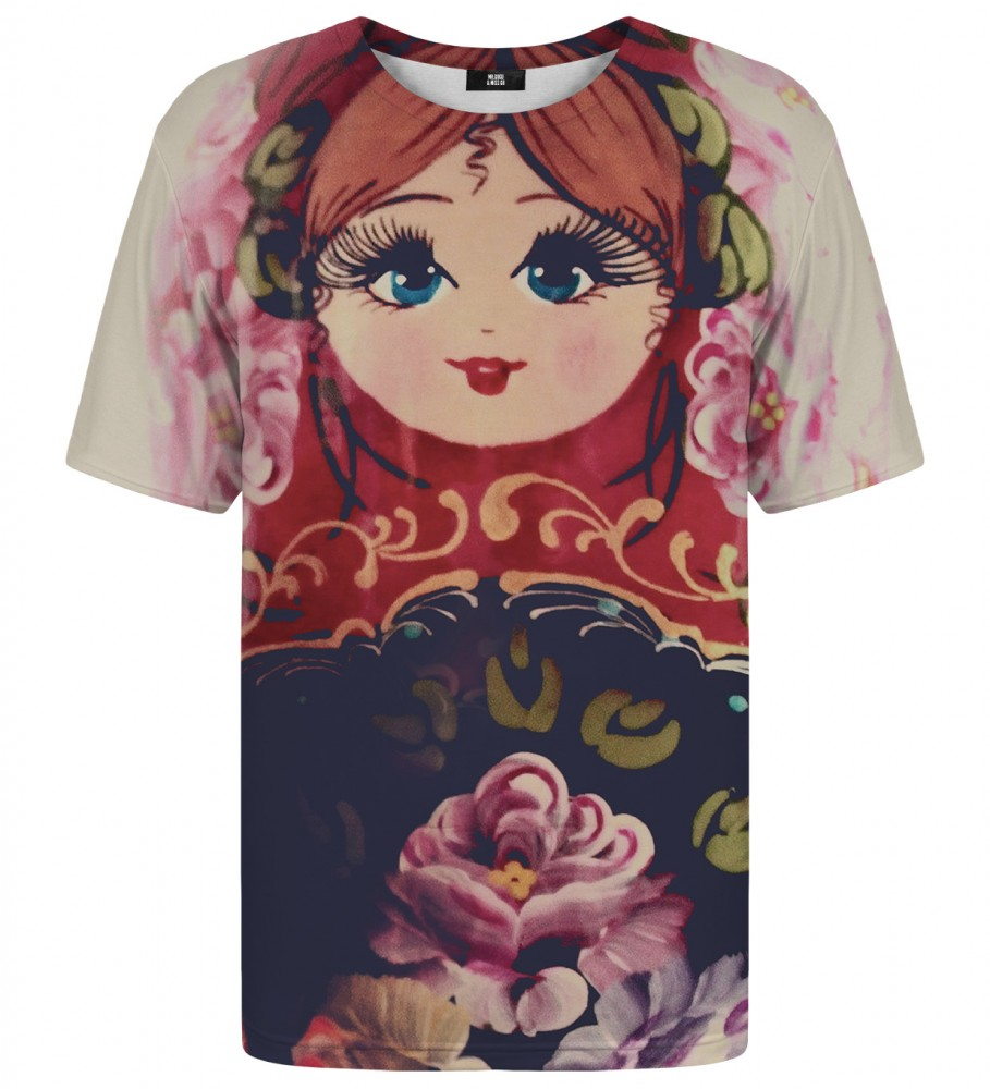 Mr. Gugu & Miss Go, Matrioszka t-shirt Image $i