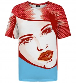 Mr. Gugu & Miss Go, Pop Art t-shirt Thumbnail $i