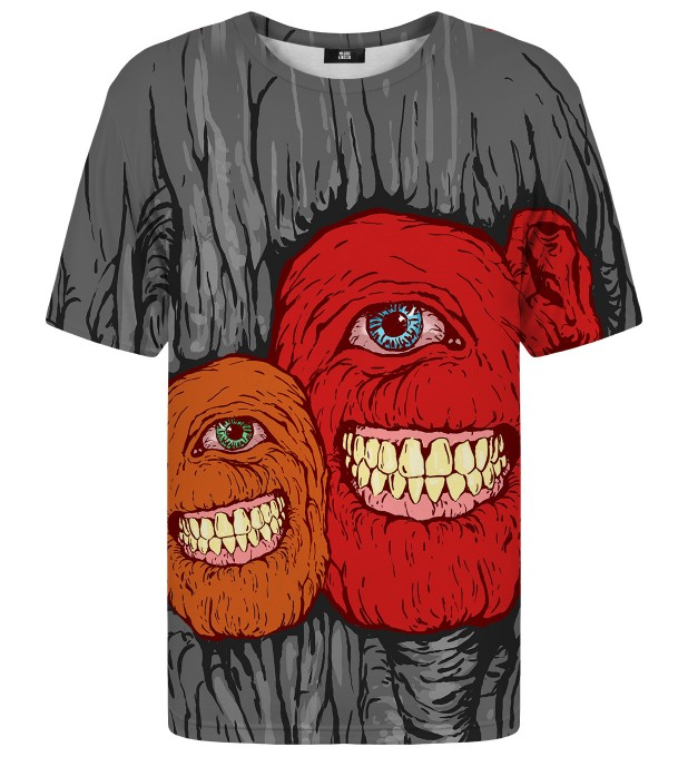 Monster t-shirt Thumbnail 1