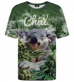 Mr. Gugu & Miss Go, Koala Chill t-shirt Thumbnail $i