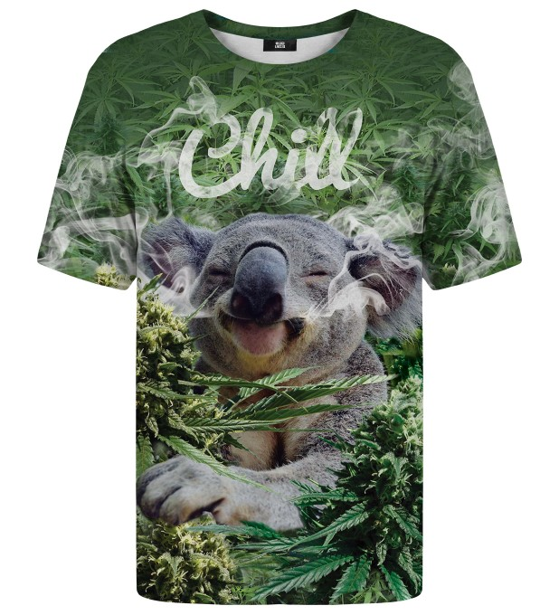Koala Chill  t-shirt Miniature 1