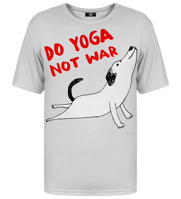 Do Yoga t-shirt Thumbnail 1