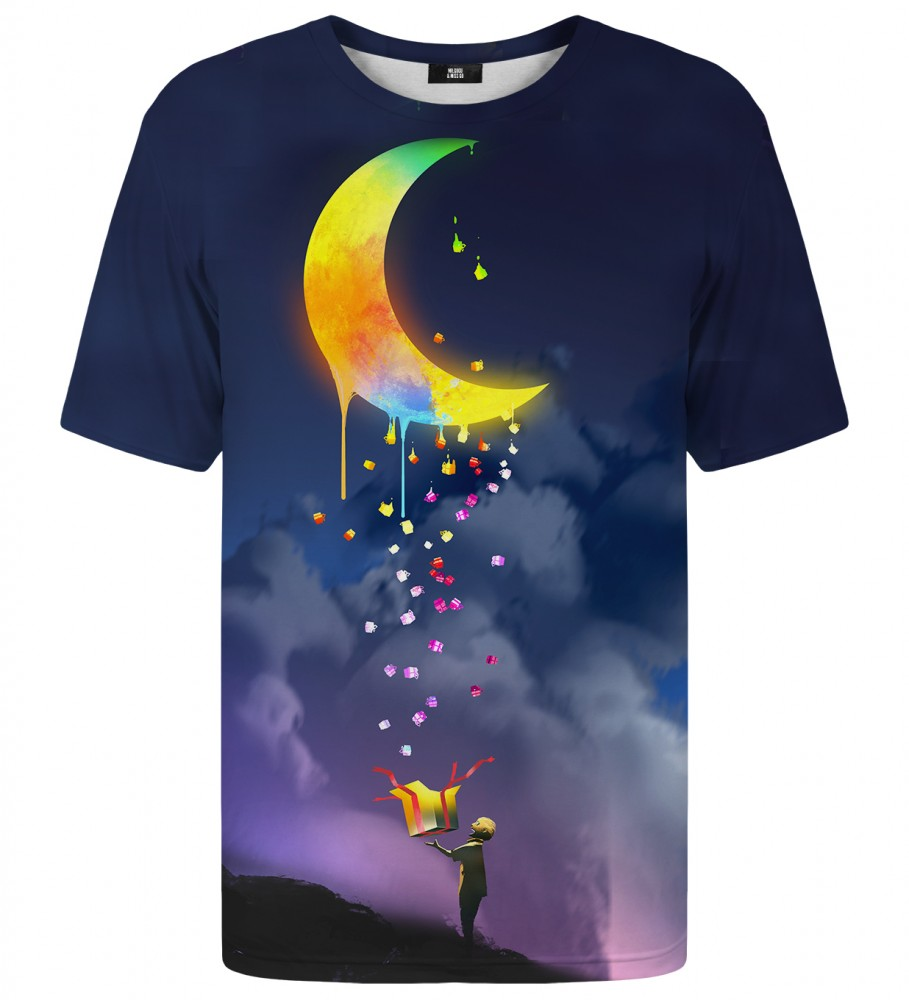 Mr. Gugu & Miss Go, Gifts from the Moon t-shirt Image $i