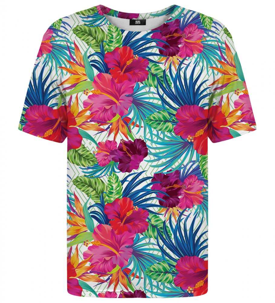 Mr. Gugu & Miss Go, Jungle Flowers t-shirt Image $i