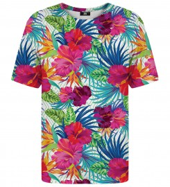 Mr. Gugu & Miss Go, Jungle Flowers t-shirt Thumbnail $i