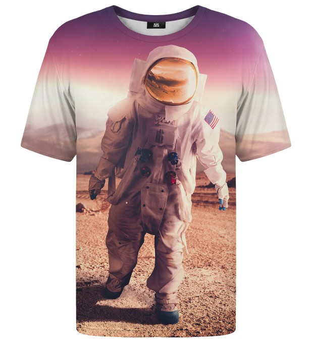 T-shirt First in Space Miniatury 1