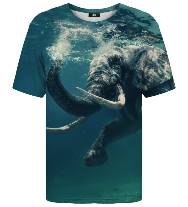 Water Elephant t-shirt Miniatura 1