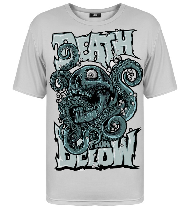 Dead from Below t-shirt Thumbnail 1