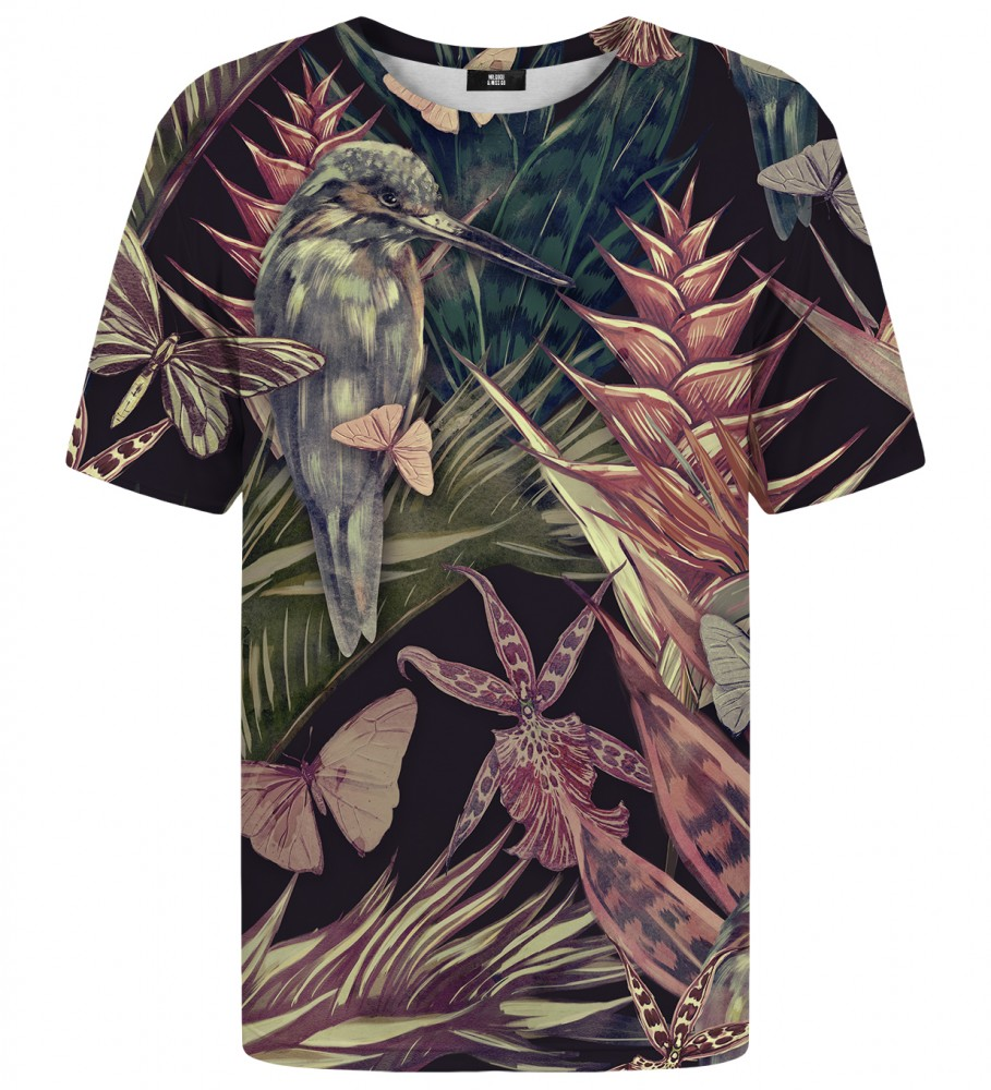 Mr. Gugu & Miss Go, Jungle Bird t-shirt Image $i