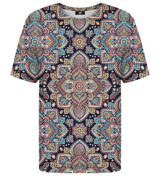 Regional Pattern t-shirt Miniature 1