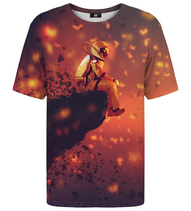 Volcano Astronaut t-shirt аватар 1