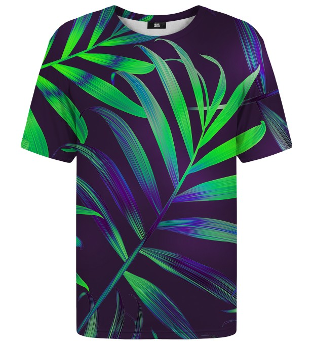 T-shirt Jungle Leaves Miniatury 1