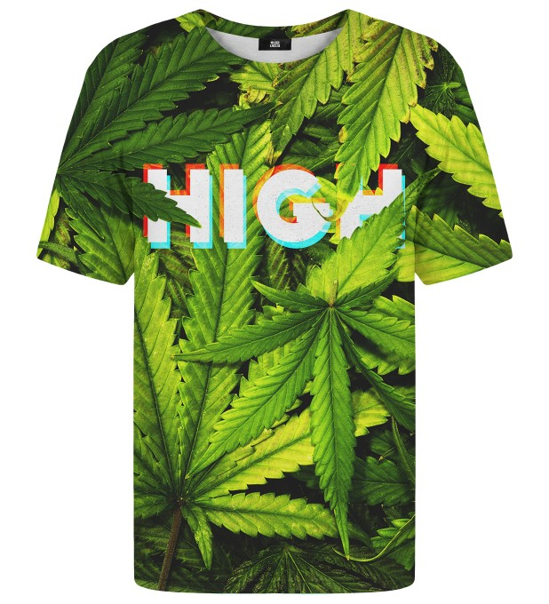 T-shirt High  Miniatury 1