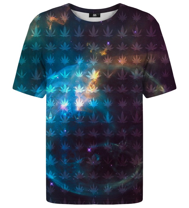 Galaxy Ganja t-shirt Miniature 1