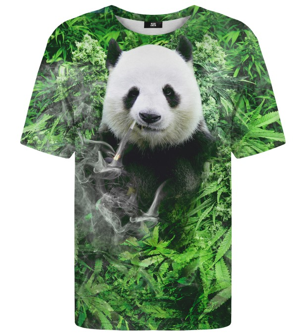 Panda Chill t-shirt Miniature 1