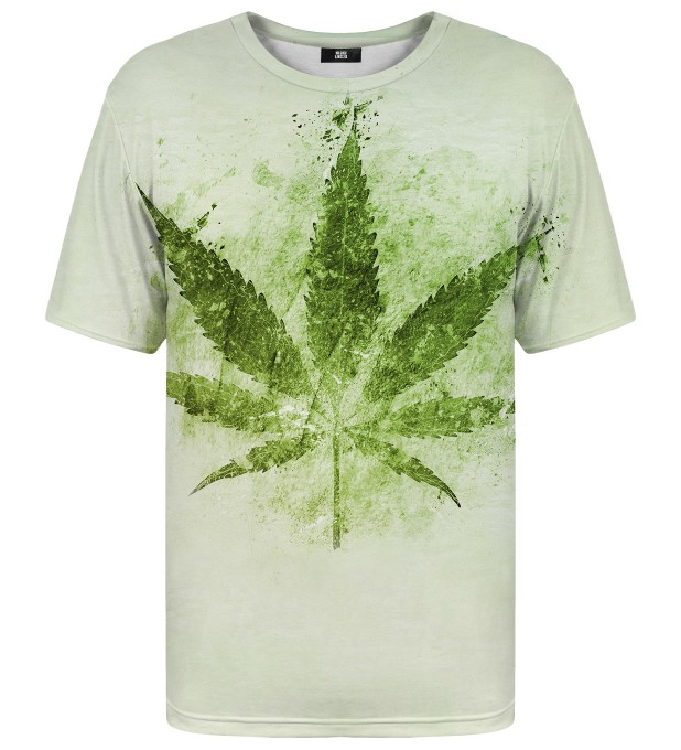 Green Herb t-shirt Thumbnail 1