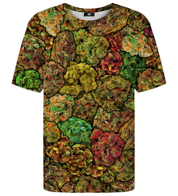T-shirt Ganja Top Miniatury 1