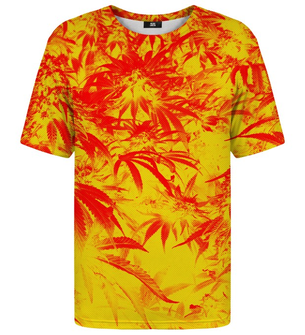 Marijuana t-shirt Miniature 1
