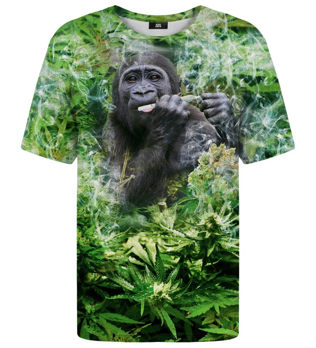 Gorilla Blunt t-shirt аватар 1