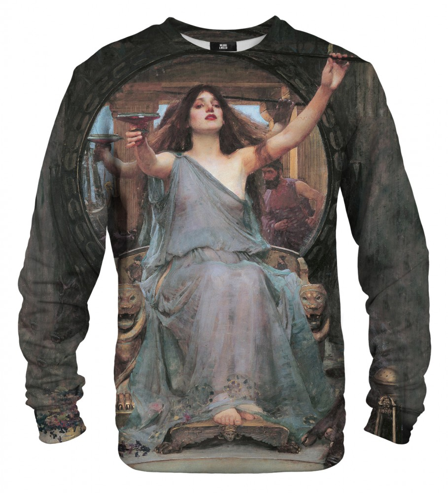 Mr. Gugu & Miss Go, Circe Offering the Cup to Ulysses sweater Image $i