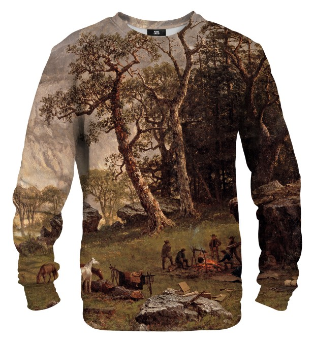 Cho-looke the Yosemite Fall sweater Thumbnail 1