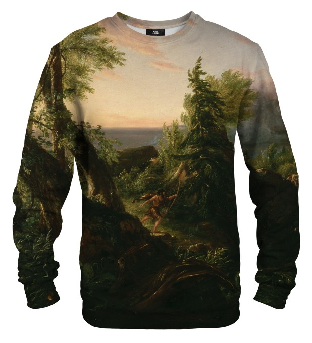 The Course of Empire sweater Miniature 1