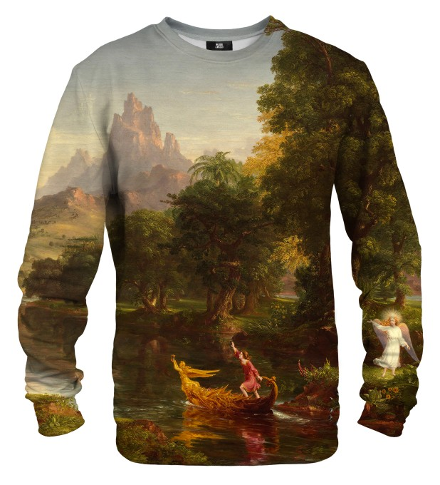 The Voyage of Life sweater Thumbnail 1