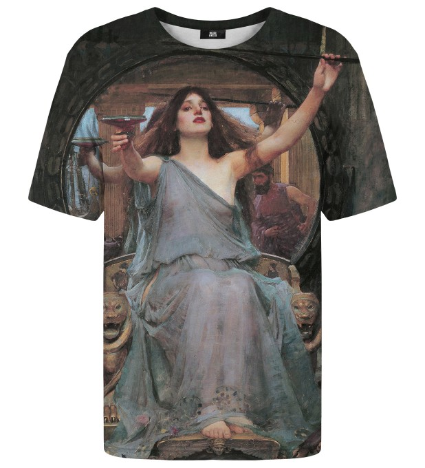 Circe Offering the Cup to Ulysses t-shirt Miniatura 2