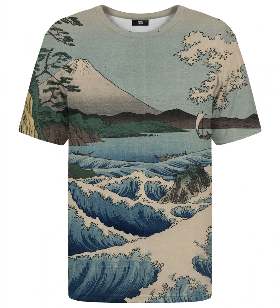 Mr. Gugu & Miss Go, The Sea of Satta t-shirt Image $i