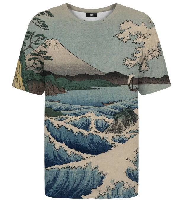The Sea of Satta t-shirt Thumbnail 2