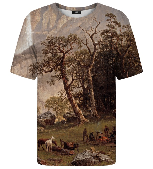 Cho-looke the Yosemite Fall t-shirt Miniatura 1