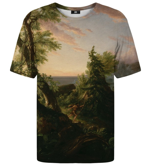 The Course of Empire t-shirt Miniatura 1