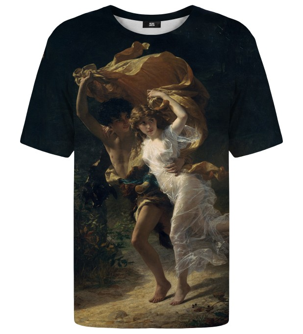The Storm t-shirt Miniature 2