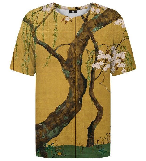 T-shirt Maples and Cherry Trees Miniatury 1