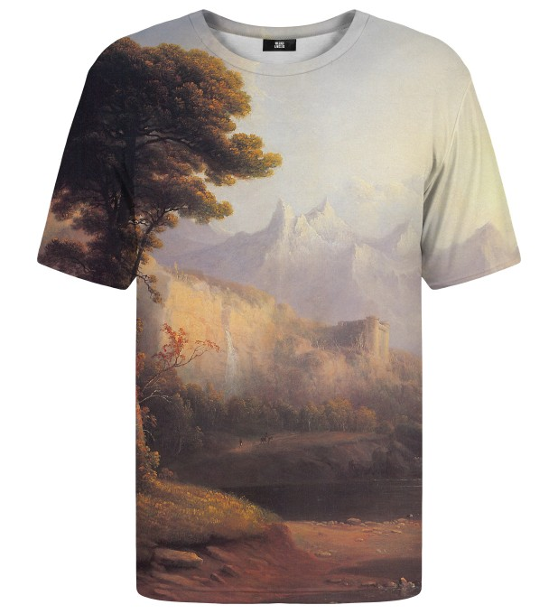 Fanciful Landscape t-shirt Miniature 1