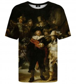Mr. Gugu & Miss Go, The Night Watch t-shirt Thumbnail $i