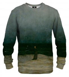 Mr. Gugu & Miss Go, Monk by the Sea sweater Thumbnail $i