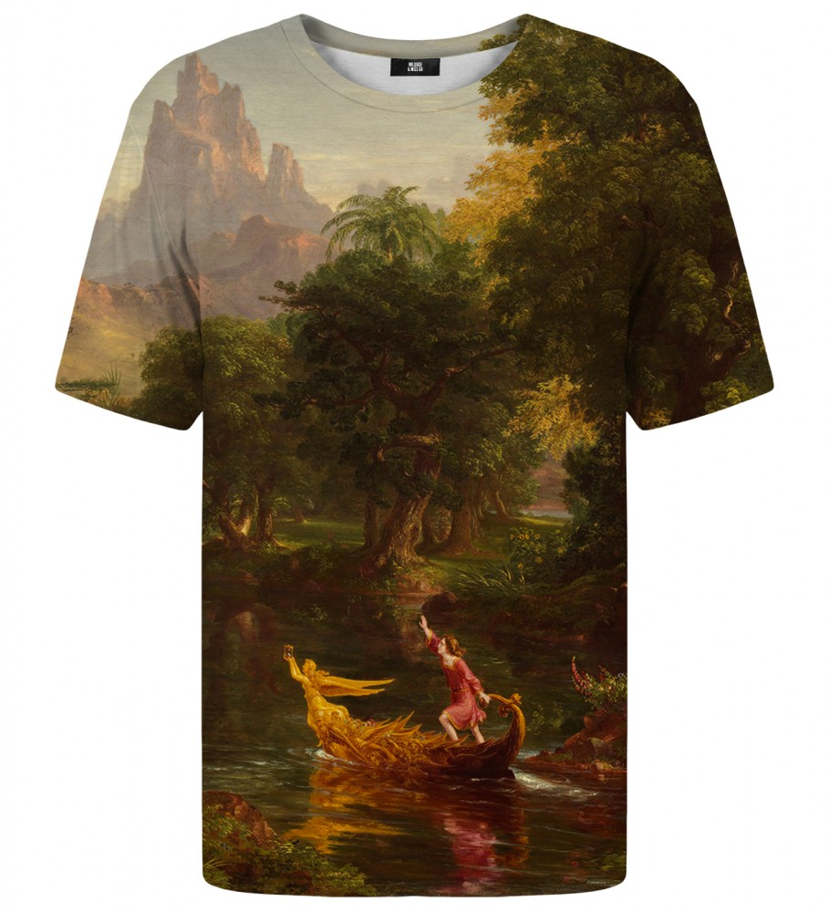Mr. Gugu & Miss Go, The Voyage of Life t-shirt Image $i