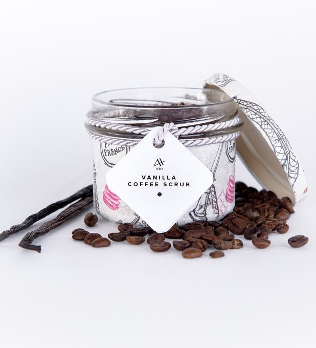 Vanilla Coffee Scrub 200g аватар 1