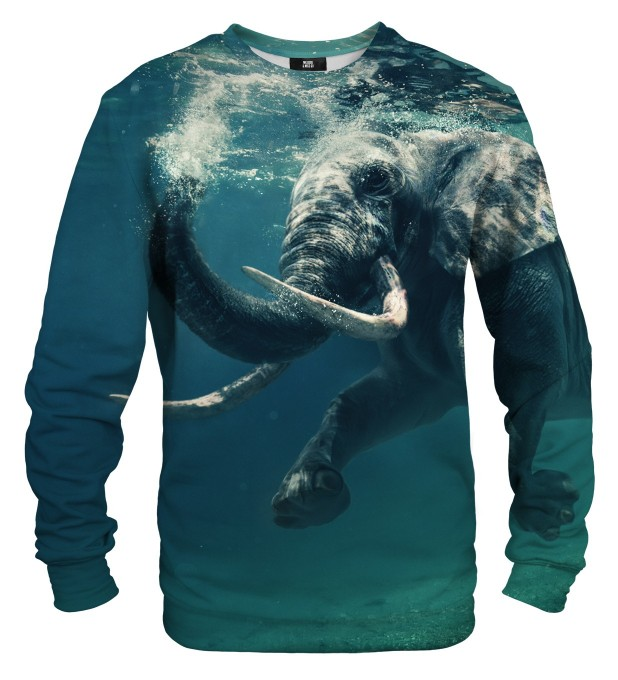 Water Elephant sweater Miniature 1