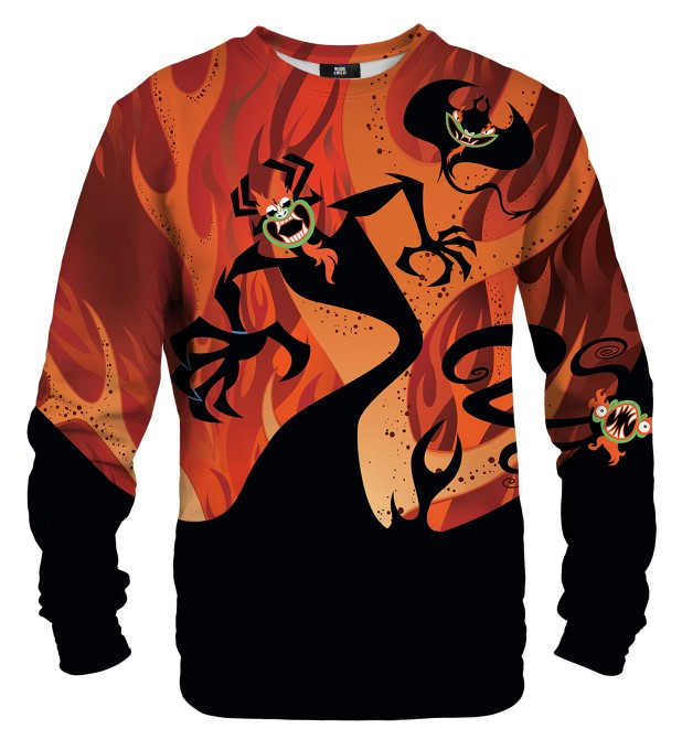 Aku Hell sweater Miniature 1