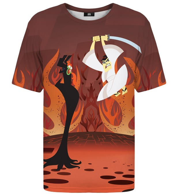 Aku troubles t-shirt Miniature 1