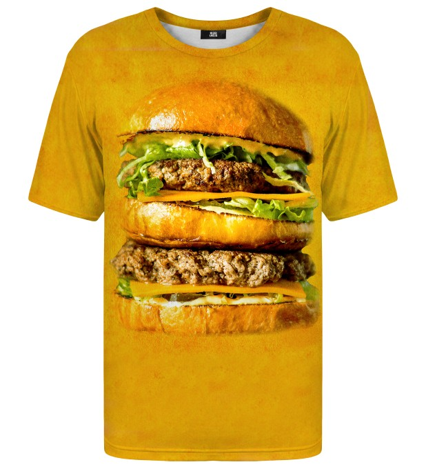 Great Hamburger t-shirt Thumbnail 1