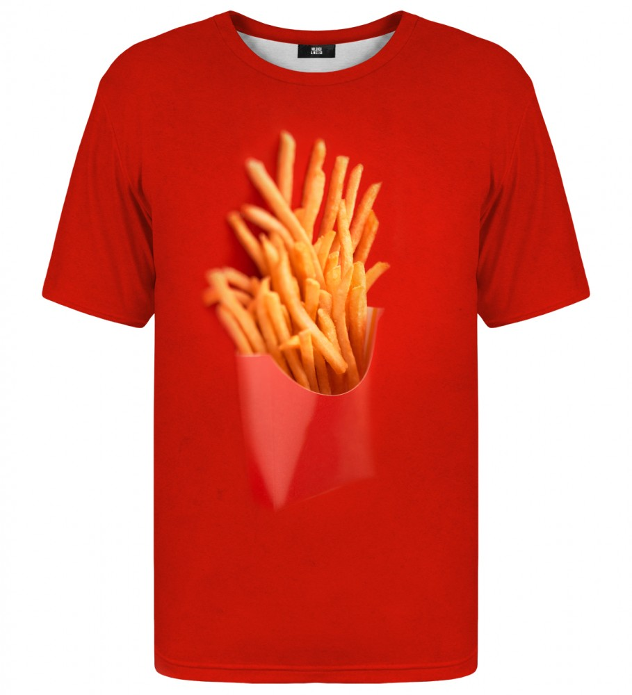 Mr. Gugu & Miss Go, T-shirt Fries Zdjęcie $i