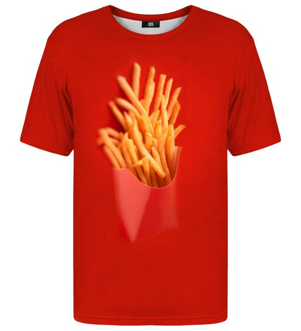 Fries t-shirt Thumbnail 1