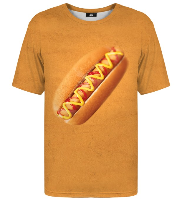 Hot Dog t-shirt Thumbnail 1
