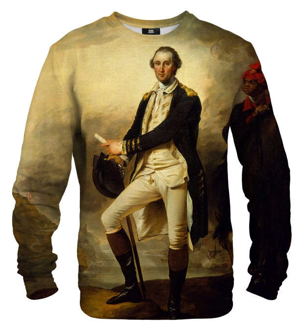 George Washington sweater Miniatura 1