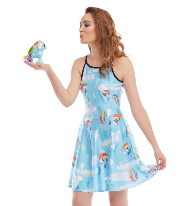 All about Rainbow Dash sundress Miniature 2
