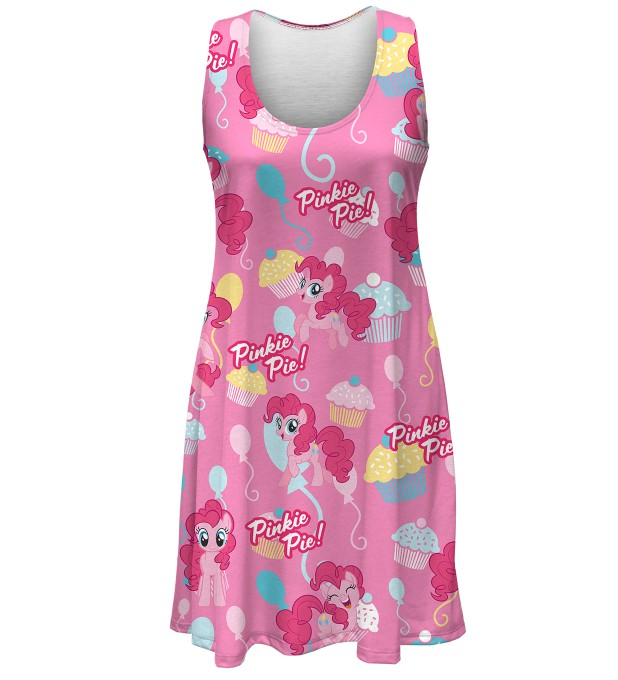 All about Pinkie Pie minidress Miniature 1