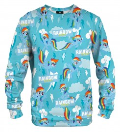 Mr. Gugu & Miss Go, All about Rainbow Dash sweater Miniatura $i